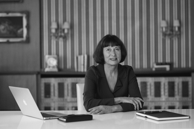 Margit Pflaum - Immobilienmaklerin bei Gottlieb Properties