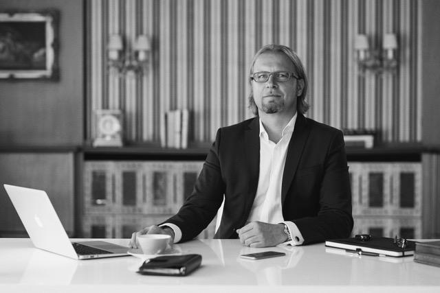 Dieter Marker - Geschäftsführender Gesellschafter & Akademischer Immobilienmakler bei Gottlieb Properties