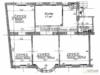 Unbefristet bei Strozzigasse! Elegante 4-Zimmer-Wohnung in hoher Stockwerkslage in Stilaltbau - Grundriss