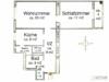 U-Bahn Nähe U1! Sonnendurchflutete Zwei-Zimmer-Wohnung mit Loggia und Grünblick - Web plan internet.jpeg
